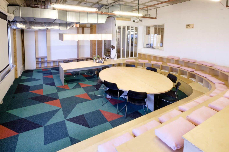 Amsterdam workshop spaces Meeting room B. Amsterdam - Freddie image 3