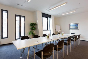Hamburg seminar rooms Salle de réunion ABC Business Center HafenCity - Dubai image 3