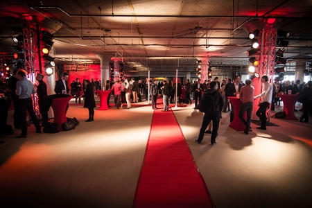 Amsterdam corporate event venues Industriegebäude B.Amsterdam - One-Off Space image 0