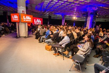 Amsterdam corporate event venues Lieu industriel ​​B.Amsterdam - One-Off Space​ image 2