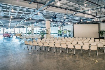 Amsterdam corporate event venues Lieu industriel ​​B.Amsterdam - One-Off Space​ The Wiechert image 13