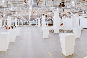 Amsterdam corporate event venues Lieu industriel ​​B.Amsterdam - One-Off Space​ The Wiechert image 11