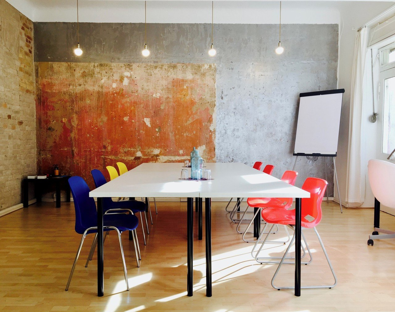 Berlin workshop spaces Meetingraum Wirkungskreis - Seminarraum image 0