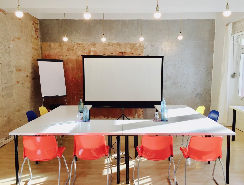 Berlin workshop spaces Salle de réunion Wirkungskreis - Seminar Room image 2