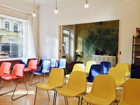 Berlin workshop spaces Salle de réunion Wirkungskreis - Seminar Room image 3