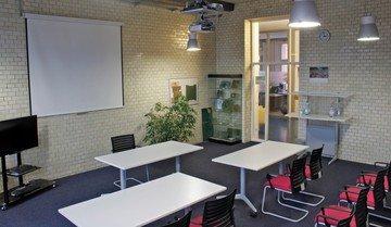 Berlin seminar rooms Lieu industriel Alpha Board - Großer Besprechungsraum image 1