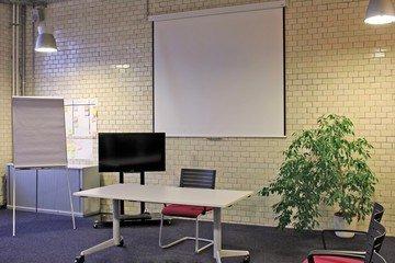 Berlin seminar rooms Lieu industriel Alpha Board - Großer Besprechungsraum image 2