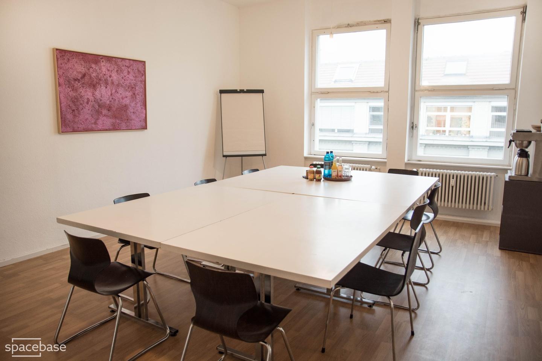 Berlin seminar rooms Meetingraum Colonia Nova - Meeting room image 5