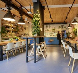 Berlin Workshopräume Restaurant kreuz + kümmel image 5
