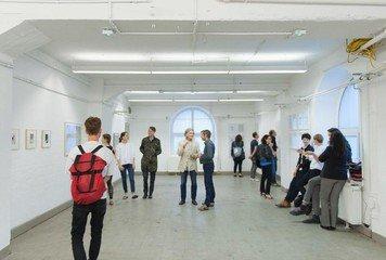 Francfort Schulungsräume Salle de réunion Project Space -  Atelierfrankfurt image 2