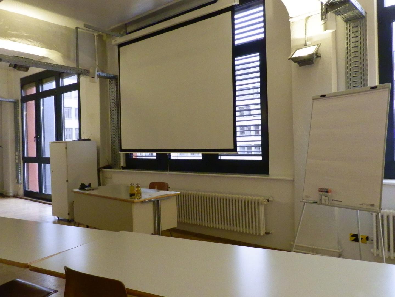 Hamburg training rooms Salle de réunion Texterschmiede big room image 3