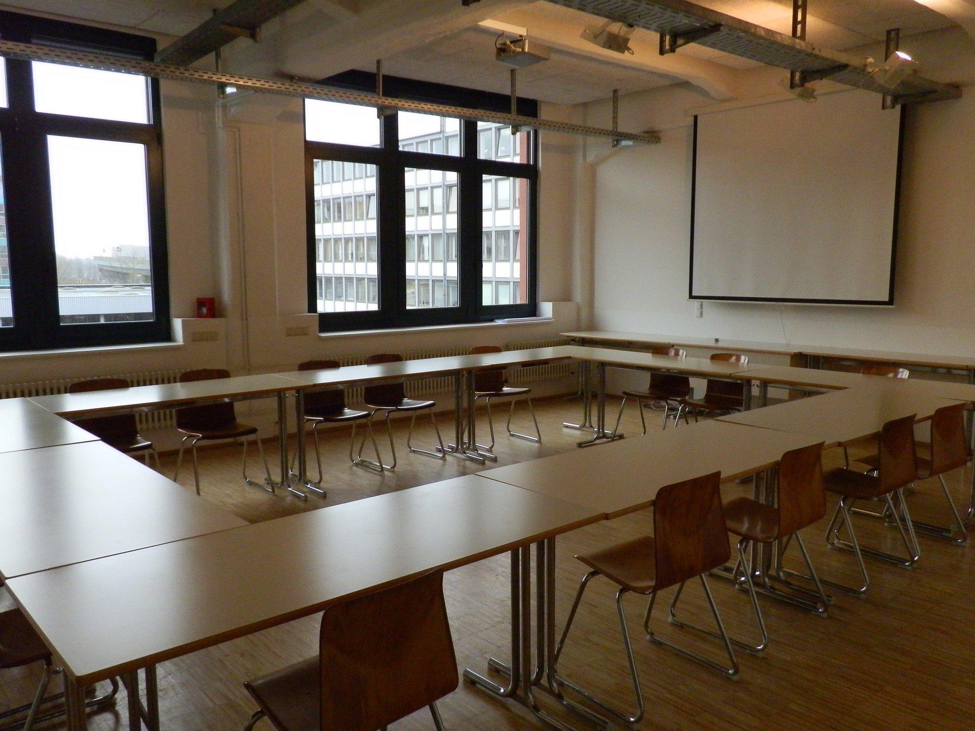 Hamburg seminar rooms Salle de réunion Texterschmiede small room image 0