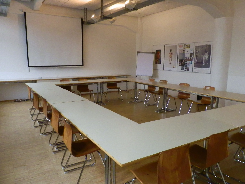 Hamburg seminar rooms Salle de réunion Texterschmiede small room image 1