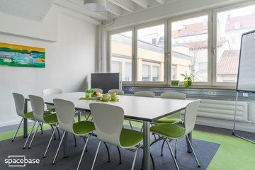 Stuttgart workshop spaces Meeting room Green Space image 2