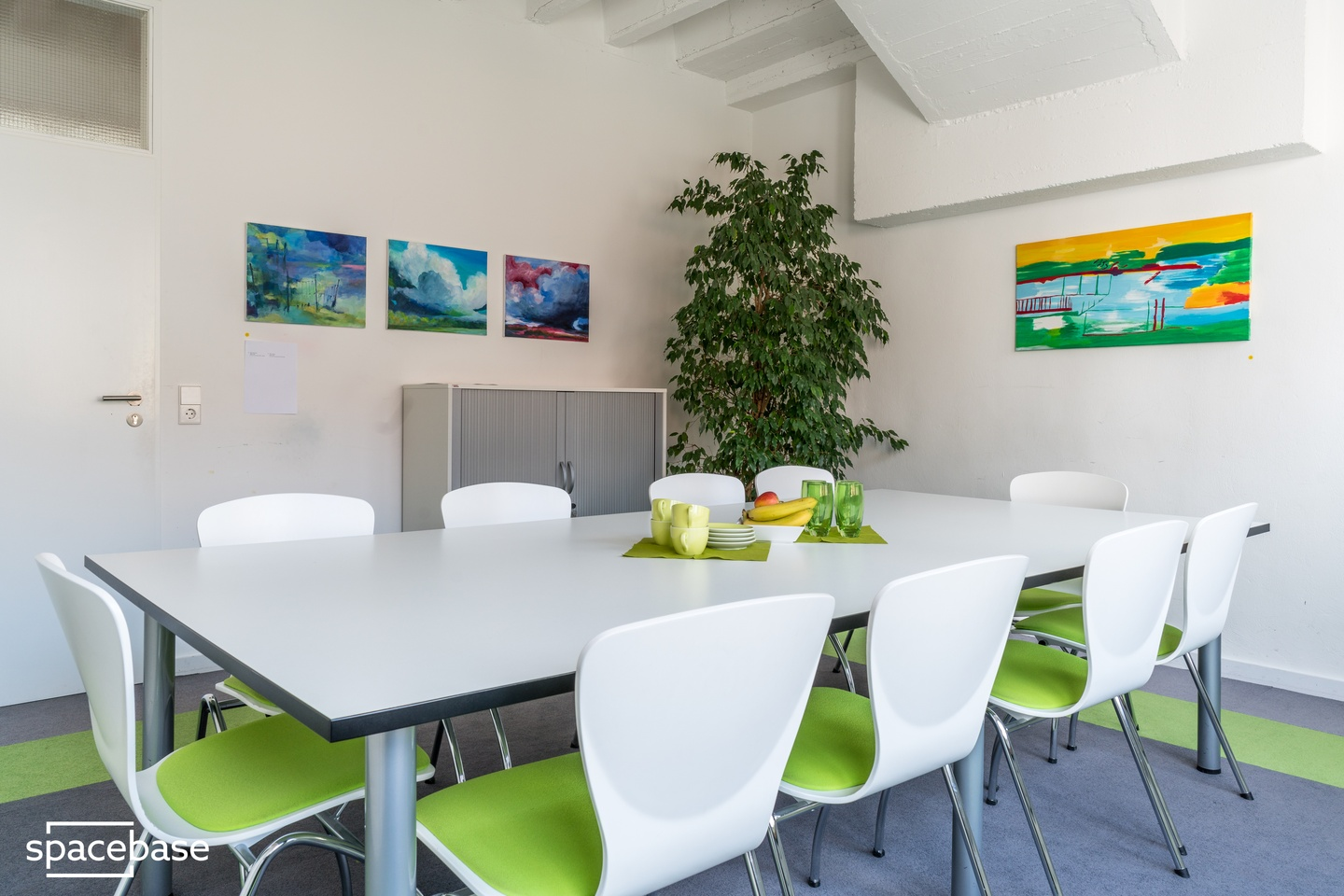 Stuttgart conference rooms Meetingraum Coworking 0711 - Green Space image 3