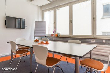Stuttgart conference rooms Coworking Space Coworking 0711 - Orange Space image 1