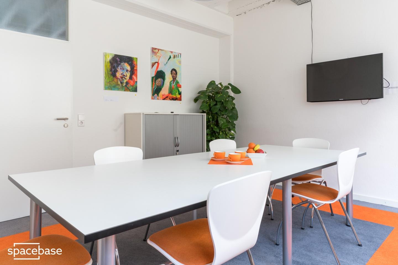 Stuttgart conference rooms Espace de Coworking Coworking0711 - Orange Space image 2