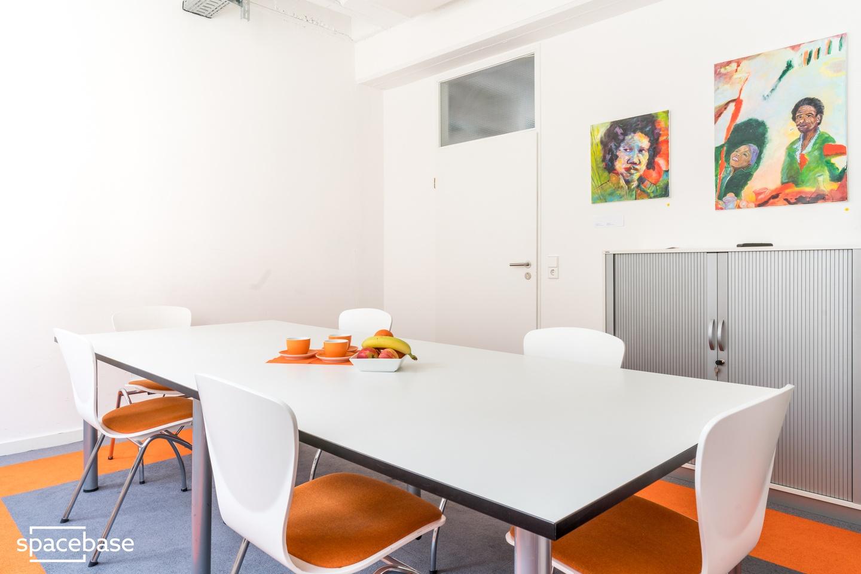 Stuttgart conference rooms Espace de Coworking Coworking0711 - Orange Space image 3