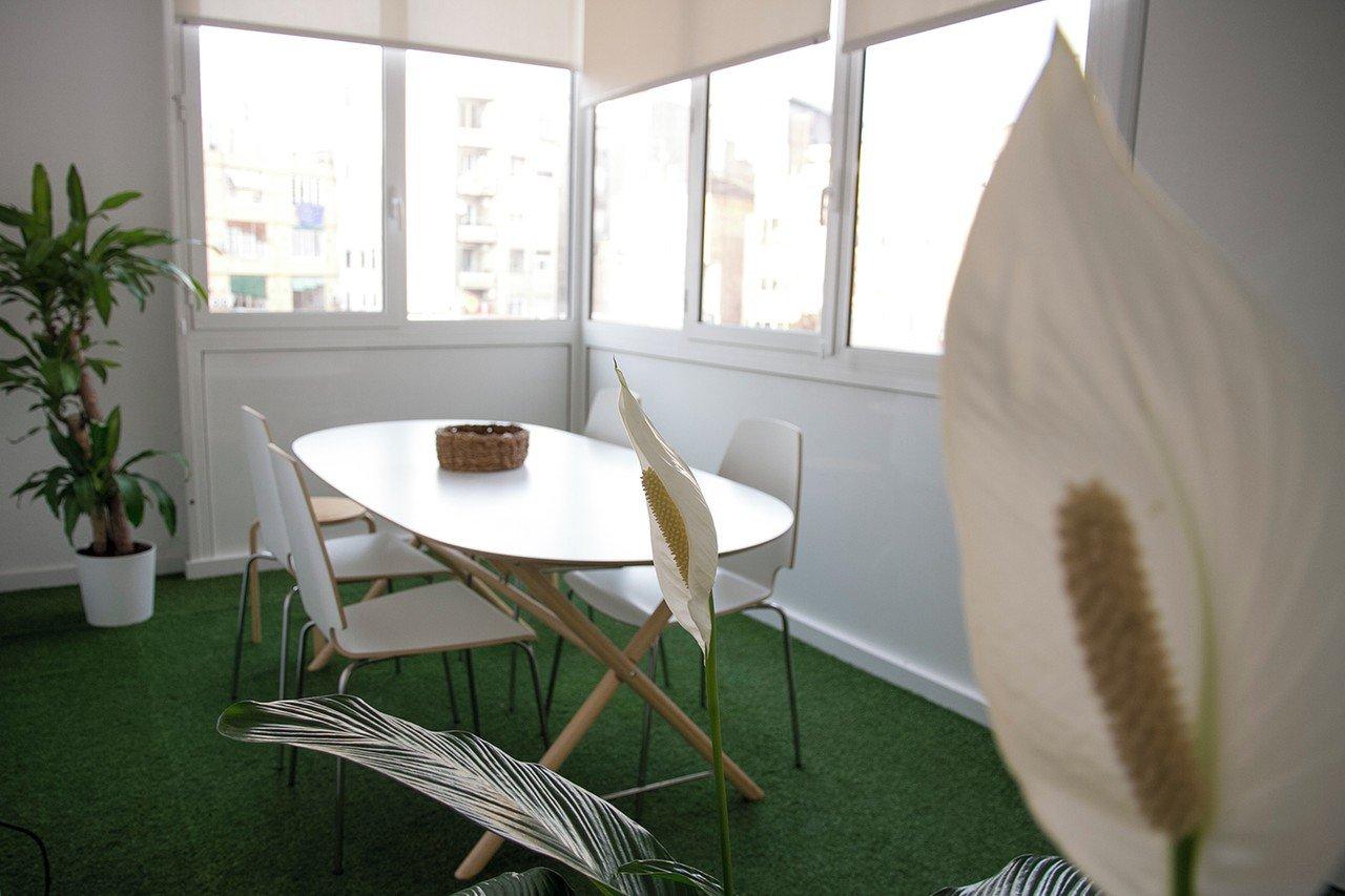 Barcelona conference rooms Meetingraum Sala Jardí image 0