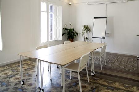 Barcelona workshop spaces Screening room Sala Mosaic image 3