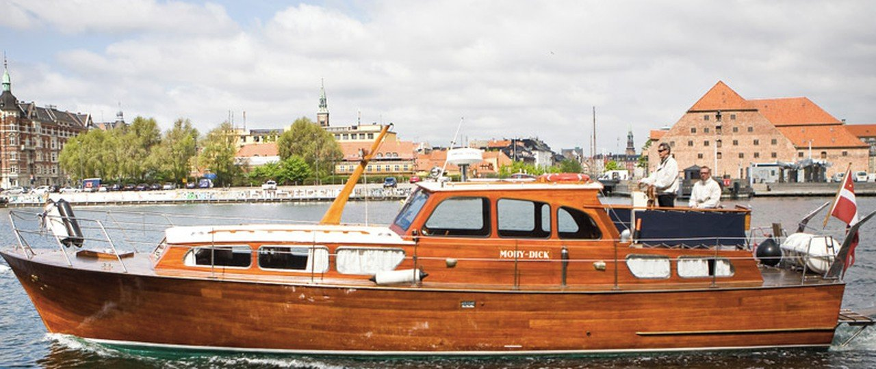 Copenhague corporate event venues Bateau Moby Dick image 0