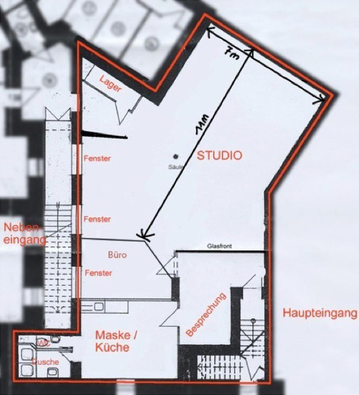 Munich Workshopräume Industrial space Studio16 image 11