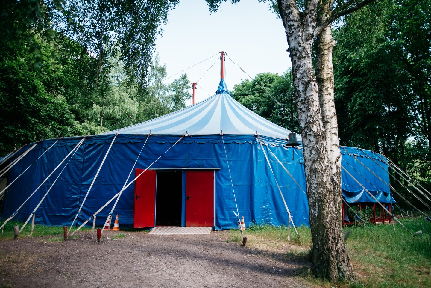 Hamburg workshop spaces Unusual Circus tent - circus Mignon image 2