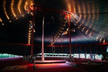 Hamburg workshop spaces Besonders Zirkuszelt - Zirkus Mignon image 1