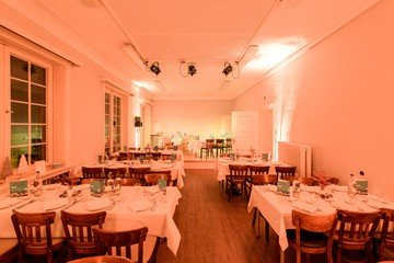 Hamburg seminar rooms Lieu Atypique Theatre room - circus Mignon image 1