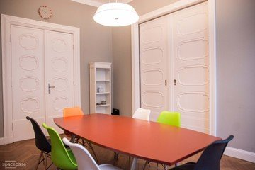 Berlin conference rooms Coworking Space Der Meeet-Raum - Meeet image 3