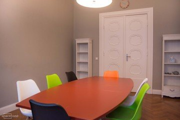 Berlin conference rooms Coworking Space Der Meeet-Raum - Meeet image 2
