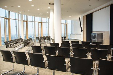 Munich seminar rooms Meeting room 360 grad tower Munich large conference room image 6