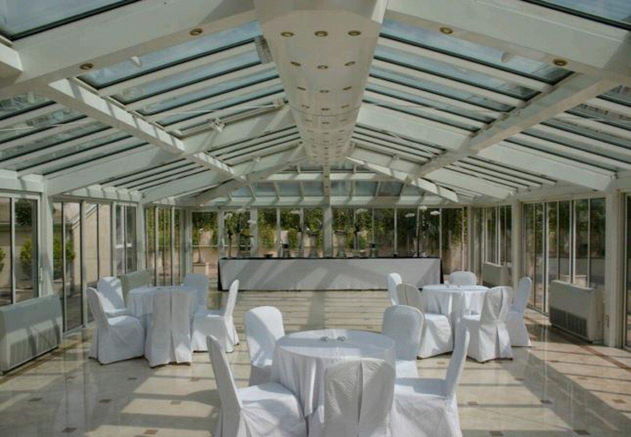 Paris corporate event venues Historische Gebäude Espace Hoche - Rooftop image 1