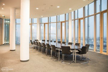 München training rooms Meetingraum 360 grad tower small conference room image 4