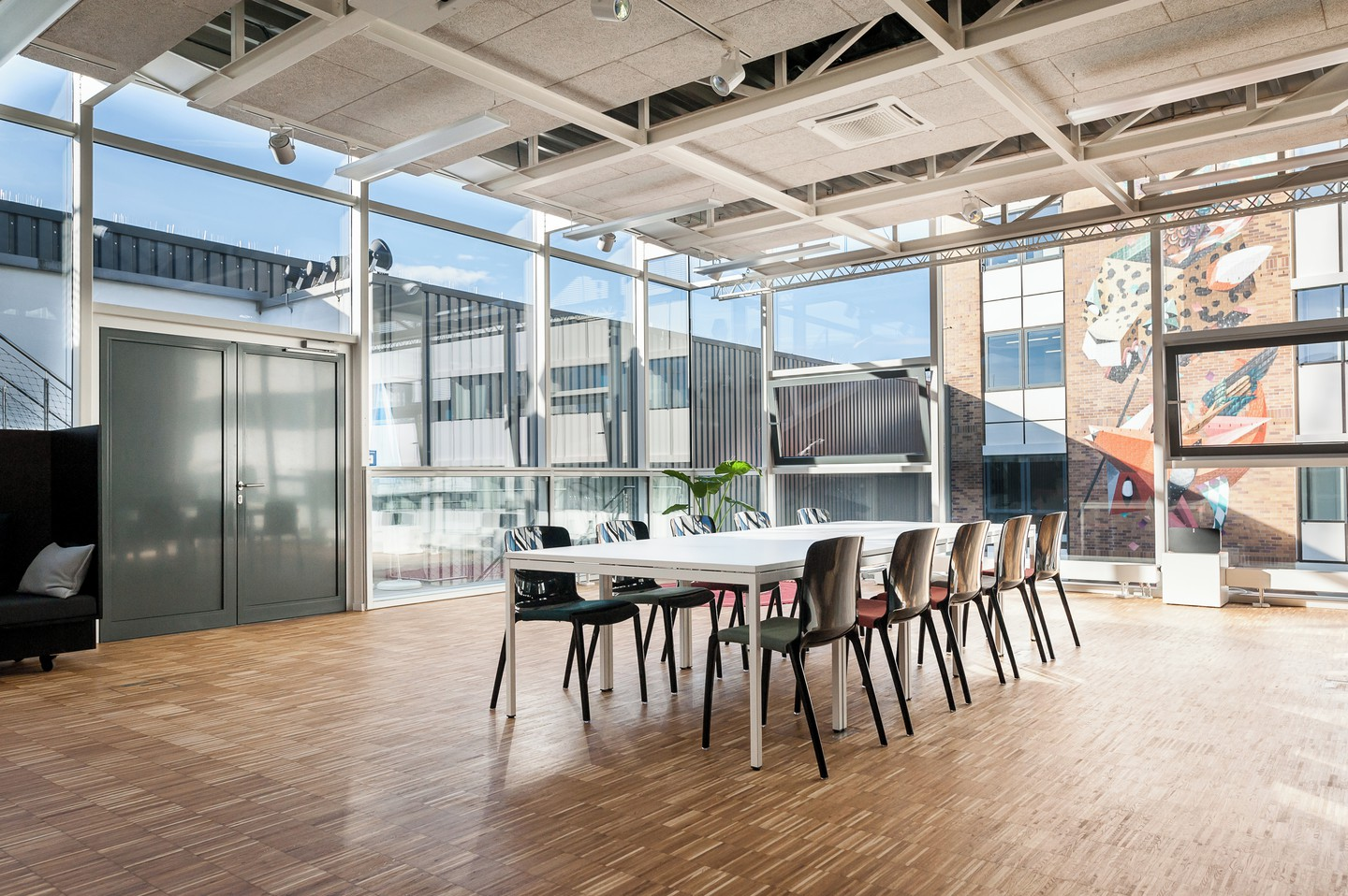 Munich conference rooms Unusual CORVATSCH  - Loft Location & Creative Space image 11