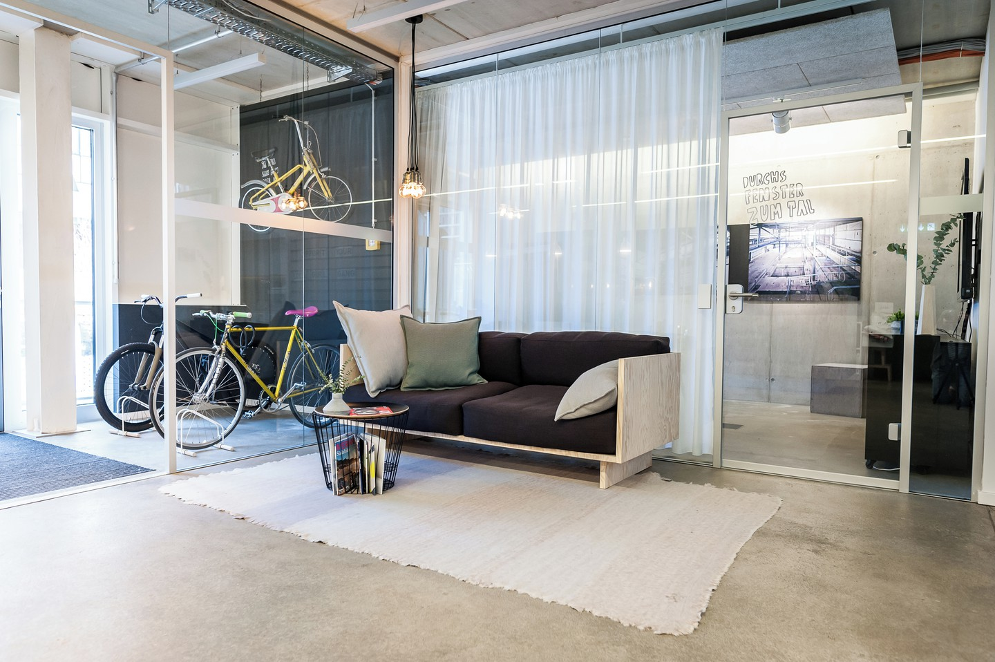Munich conference rooms Unusual CORVATSCH  - Loft Location & Creative Space image 1