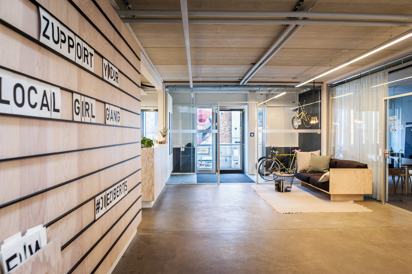 Munich conference rooms Unusual CORVATSCH  - Loft Location & Creative Space image 0