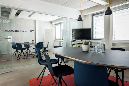 Munich conference rooms Unusual CORVATSCH  - Loft Location & Creative Space image 5