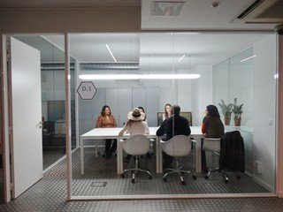 Barcelona training rooms Coworking Space Start2bee Verdi/Park Güell image 2