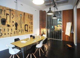 Berlin Besprechungsräume Coworking space Meeet AG Mitte - Room Work image 2