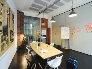 Berlin Train station meeting rooms Coworking space Meeet AG Mitte - Room Work image 1