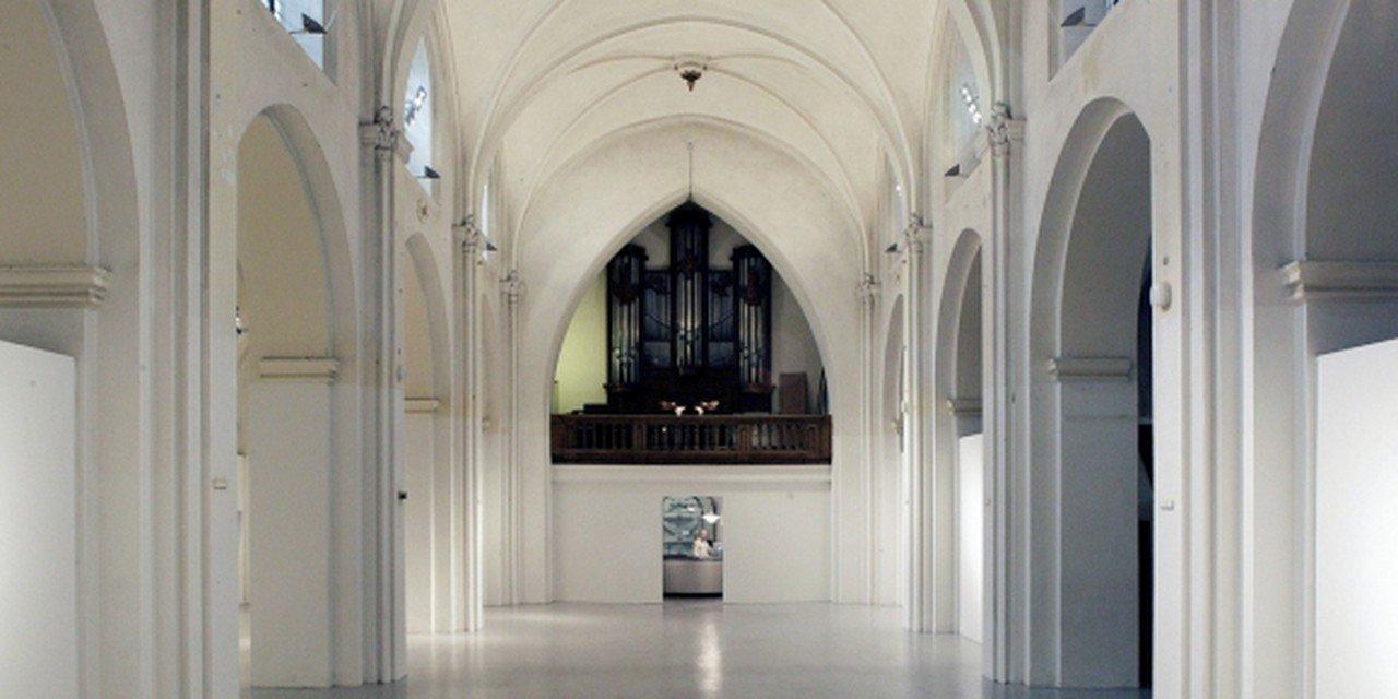 Kopenhagen corporate event venues Historische Gebäude Nikolaj Kunsthal - Contemporary Art Centre image 0