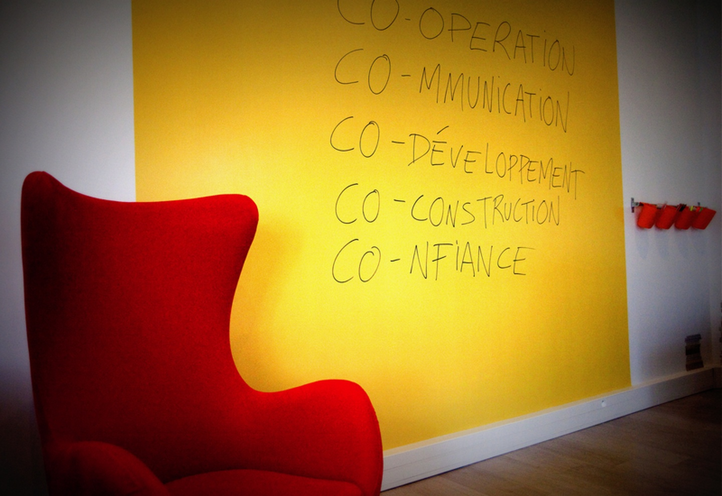 Paris conference rooms Coworking space Espace co image 2