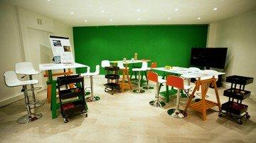 Paris workshop spaces Foto Studio Espace co - Green image 0
