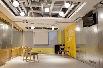 Hong Kong seminar rooms Coworking space Paperclip image 1