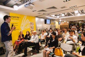 Hong Kong seminar rooms Coworking space Paperclip image 3