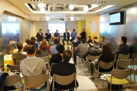 Hong Kong seminar rooms Coworking Space Paperclip image 0