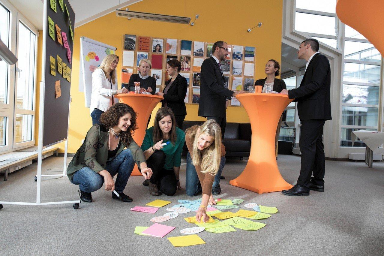 Hamburg Seminarräume Salle de réunion EnglishBusiness AG image 3