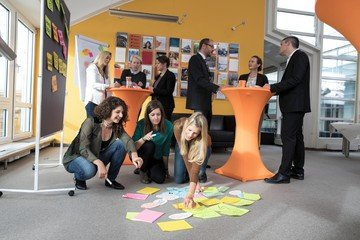 Hamburg Seminarräume Meeting room EnglishBusiness AG image 3