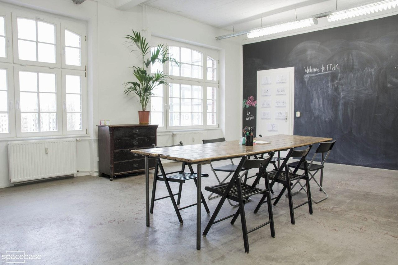 Berlin training rooms Industrial space Design Thinking & Creativity Space image 0